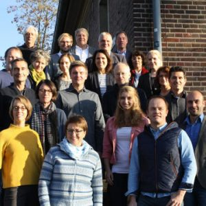 Gruppenfoto - Tagung Kinder- und Jugendsportforschung (Fotograph Markus Jürgens)