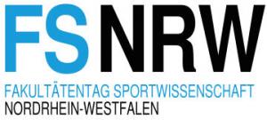 Logo der Landeskonferent des Fakultätentages Sportwissenschaft in Nordrhein-Westfalen