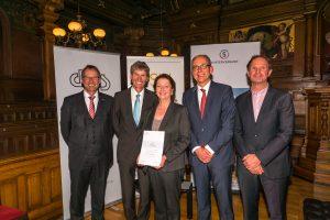Verleihung de Ars legendi Preises Sportwissenschaft 2019